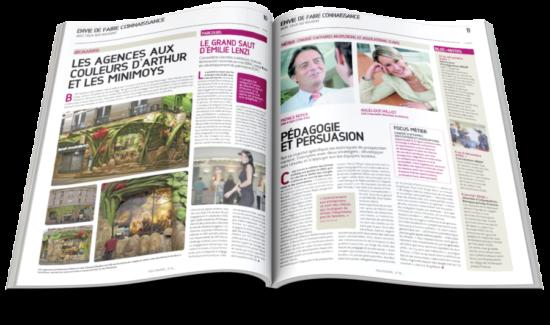 Maquette magazine Pole Position - Arzur FreeLance - Tél 06 87 24 05 17 - Mise en page, création graphique, direction artistique