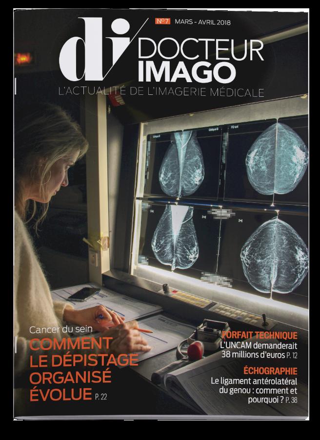 Une mise en page magazine DrImago - Arzur Philippe Graphiste FreeLance - Tél 06 87 24 05 17 - Mise en page, création graphique, direction artistique