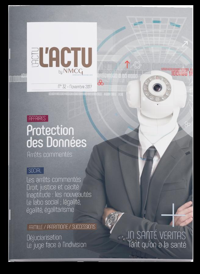 Une magazine L'Actu - Arzur Philippe Graphiste FreeLance - Tél 06 87 24 05 17 - Mise en page, création graphique, direction artistique